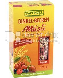 Produktabbildung: Rapunzel Dinkel-Beeren Müsli 375 g