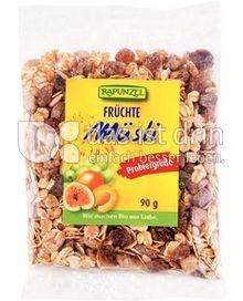 Produktabbildung: Rapunzel Früchte Müsli 90 g