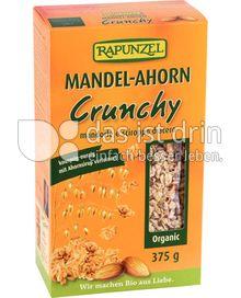 Produktabbildung: Rapunzel Mandel-Ahorn Crunchy 375 g