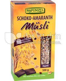 Produktabbildung: Rapunzel Schoko-Amaranth Müsli 500 g