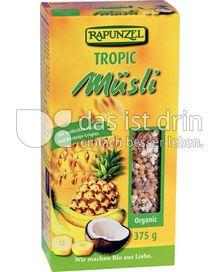 Produktabbildung: Rapunzel Tropic Müsli 375 g