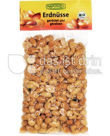 Produktabbildung: Rapunzel Erdnüsse