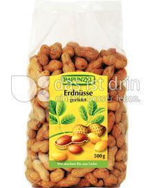 Produktabbildung: Rapunzel Erdnüsse 500 g