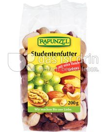 Produktabbildung: Rapunzel Studentenfutter 200 g