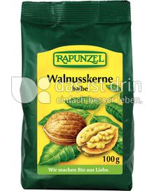 Produktabbildung: Rapunzel Walnusskerne 100 g