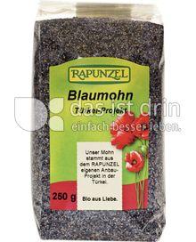 Produktabbildung: Rapunzel Blaumohn 250 g