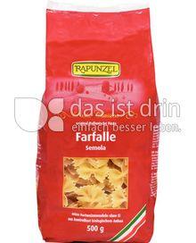 Produktabbildung: Rapunzel Farfalle Semola 500 g
