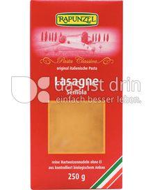 Produktabbildung: Rapunzel Lasagne Semola 250 g