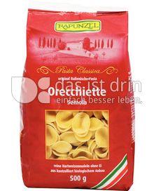 Produktabbildung: Rapunzel Orecchiette Semola 500 g