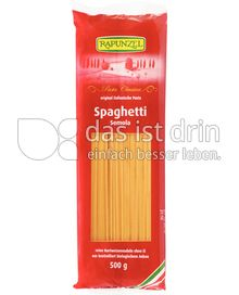 Produktabbildung: Rapunzel Spaghetti Semola 500 g