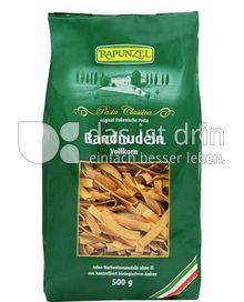 Produktabbildung: Rapunzel Bandnudeln Vollkorn 500 g