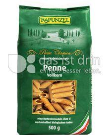 Produktabbildung: Rapunzel Penne Vollkorn 500 g