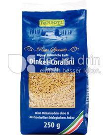 Produktabbildung: Rapunzel Dinkel-Corallini Semola 250 g