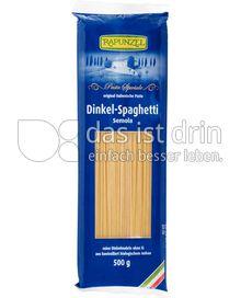 Produktabbildung: Rapunzel Dinkel-Spaghetti Semola 500 g