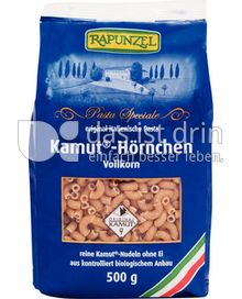 Produktabbildung: Rapunzel Kamut-Hörnchen Vollkorn 500 g