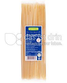 Produktabbildung: Rapunzel Reis-Spaghetti 250 g