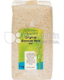 Produktabbildung: Rapunzel Original Basmati Reis weiß 1 kg