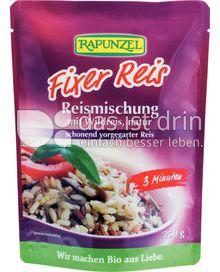 Produktabbildung: Rapunzel Fixer Reis Reismischung