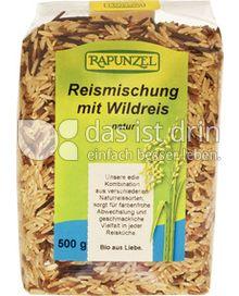 Produktabbildung: Rapunzel Reismischung mit Wildreis 500 g