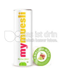 Produktabbildung: mymuesli Bircher-Müsli 575 g