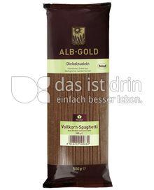 Produktabbildung: ALB-GOLD Bio Dinkel Vollkorn-Spaghetti 500 g