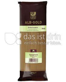 Produktabbildung: ALB-GOLD Bio Dinkel Spaghetti 500 g