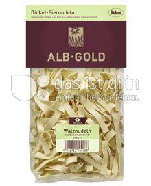 Produktabbildung: ALB-GOLD Bio Dinkel Walznudel 250 g