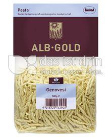 Produktabbildung: ALB-GOLD Bio Pasta Genovesi 500 g