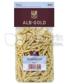 Produktabbildung: ALB-GOLD Bio Pasta Strozzapreti 500 g