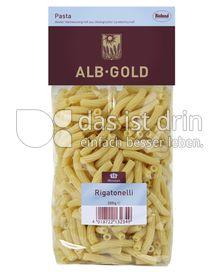 Produktabbildung: ALB-GOLD Bio Pasta Rigatonelli 500 g