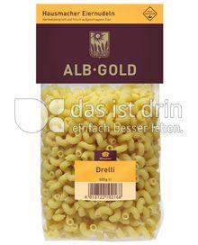 Produktabbildung: ALB-GOLD Hausmacher Eiernudeln Drelli 500 g