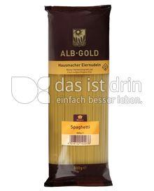 Produktabbildung: ALB-GOLD Hausmacher Eiernudeln Spaghetti 500 g