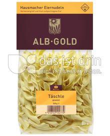 Produktabbildung: ALB-GOLD Hausmacher Eiernudeln Täschle 500 g