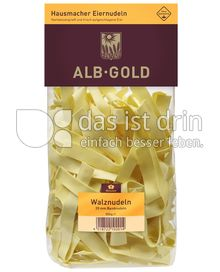 Produktabbildung: ALB-GOLD Hausmacher Eiernudeln Walznudeln 500 g