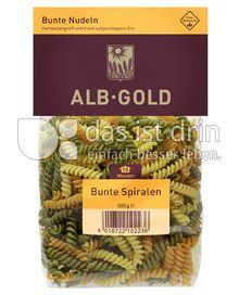 Produktabbildung: ALB-GOLD Bunte Spiralen 500 g