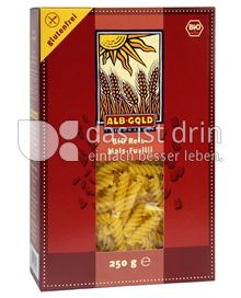 Produktabbildung: ALB-GOLD Bio Reis-Mais-Fusilli 250 g