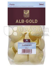 Produktabbildung: ALB-GOLD Bio Pasta Lumaconi XXL 250 g