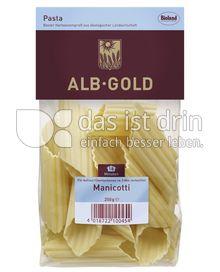 Produktabbildung: ALB-GOLD Bio Pasta Manicotti XXL 250 g