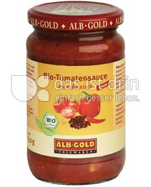 Produktabbildung: ALB-GOLD Bio Tomatensauce 350 g