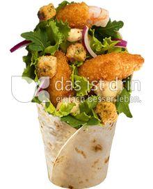 Produktabbildung: McDonald's McWrap Crispy Shrimps