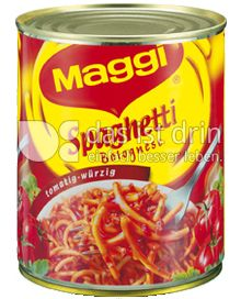 maggi spaghetti bolognese 67 0 kalorien kcal und. Black Bedroom Furniture Sets. Home Design Ideas