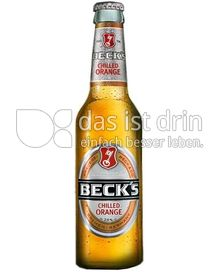 Produktabbildung: Beck´s Chilled Orange 0,33 l