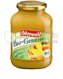 Produktabbildung: Odenwald Bio-Genuss Apfelmus & Mango 580 ml