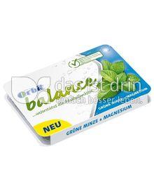 Produktabbildung: Orbit Balance Grüne Minze + Magnesium 10 St.