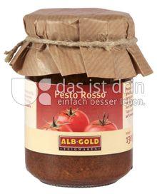 Produktabbildung: ALB-GOLD Pesto Rosso 130 g