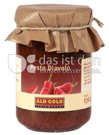 Produktabbildung: ALB-GOLD Pesto Diavolo 130 g