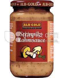 Produktabbildung: ALB-GOLD Steinpilz-Rahmsauce 350 g