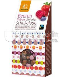 Produktabbildung: Landgarten Beeren-Mix 90 g