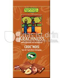 Produktabbildung: Rapunzel Krachnuss Milchschokolade