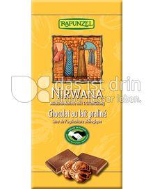 Produktabbildung: Rapunzel Nirwana Milchschokolade